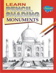 Learn Pencil Shading Monuments Book