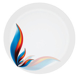 Royal Fire Melamine Plate