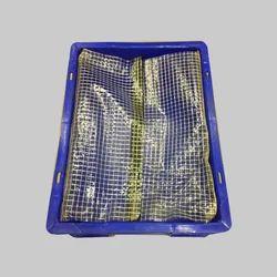 15 Litre Plastic Blue Crates