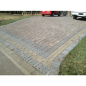 Reflective Paver Blocks