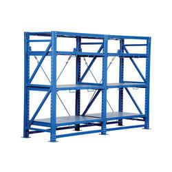 Heavy Duty Slotted Angle Rack, for Warehouse
