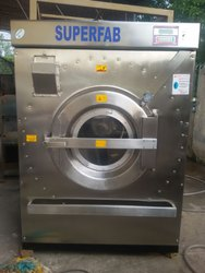 Superfab Ss & Ms Commercial Front Loading Washing Machine, Model: Sfvw