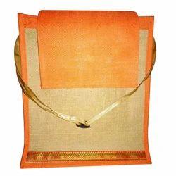 1 To 2 Kg Plain Ladies Jute Bag