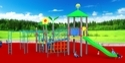 Outdoor Playground Equipment KAPS 2202