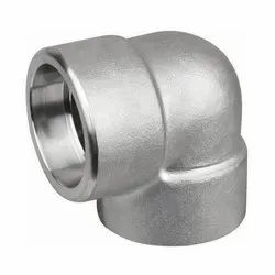 Alloy Steel Socket Weld Elbow 90