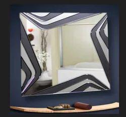 Unique Design Square Mirror