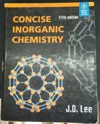 Inorganic Chemistry JD Jee Books, Undergraduate