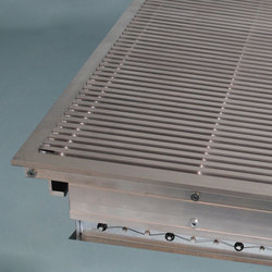 Heavy Duty Floor Grille