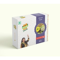 Ready To Eat Kadhi Khichdi, 350 G, Packaging Type: Box