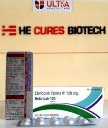 Etoricoxib 120 Mg Tablet