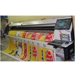 Hoarding Flex Printing Service