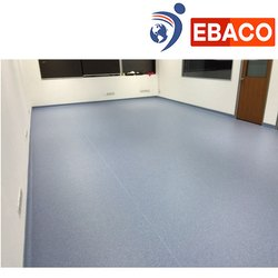 Homogeneous Vinyl Flooring - Hospital Flooring