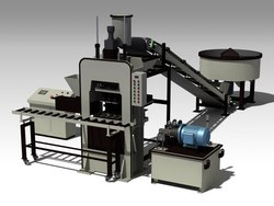 Hollow Interlocking Block or CSEB Block Making Machine
