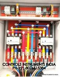 3 - Phase Auto Mains Failure Control Panel, For Industrial, IP Rating: IP54