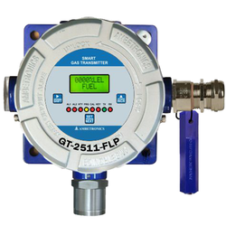 LEL Fixed Gas Detector, Industrial Use
