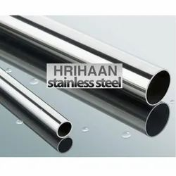 304 Stainless Steel Pipes - Polish