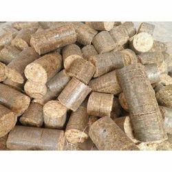 white coal biomass briqutte