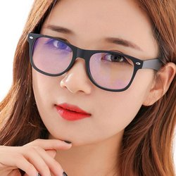 Eyeglasses Square Anti Radiation Sunglasses