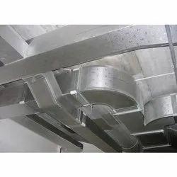 Electric Galvanized Iron Duct