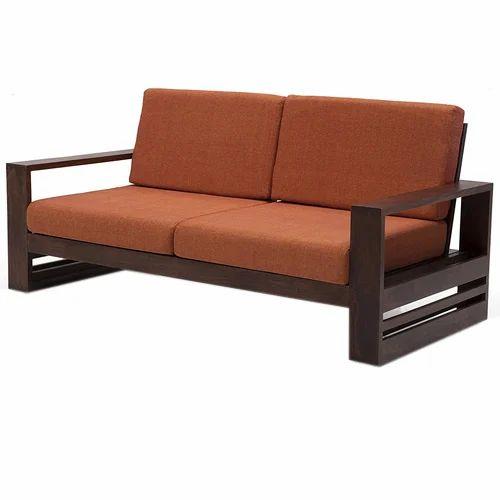 Sofa Set 15000: Wooden Sofa Set At Rs 15000 /piece