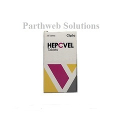 Hepcvel 400mg/100mg Tablets