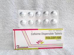 Tolcef-100 Tablets