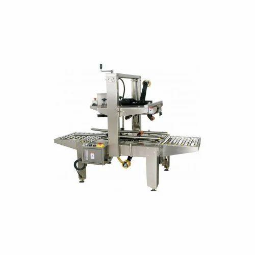 Top & Bottom Carton Sealing Machine