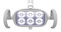 LUVIS C500 Professional Led Light System For Surgery Model (Floor & Ceiling)
