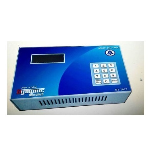 Automatic Bell/Siren System for School/Factory