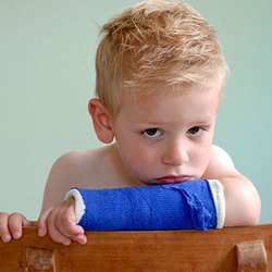 Childhood Fractures Treatment Service