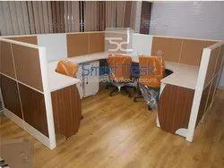 Compact Corner Workstation