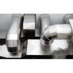 SS Industrial Ducting Works