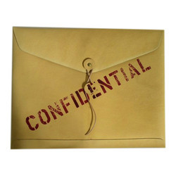 Confidential Security Envelope