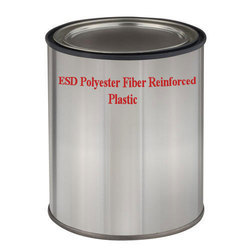 ESD Polyester Fiber Reinforced Plastic (FRP), Usage: Industrial Coating Purpose