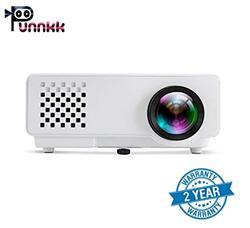Punnkk P6 Mini Home Theatre Projector