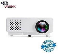 Punnkk P6 Mini Home Theatre Projector