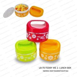 Steel Insulated Lunch Box-LB-70