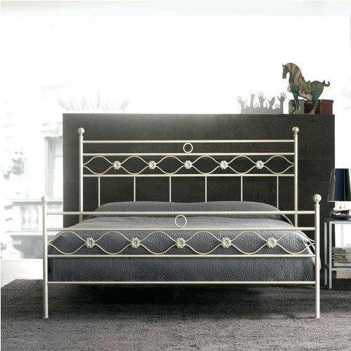 Ss Steel Frame Single Bed Rs 25000 Piece J D Steel Arts Id