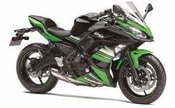 Kawasaki Ninja 650R Motorcycle