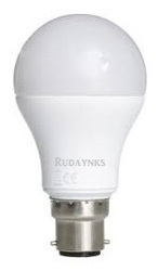 Rudaynks Round LED Bulbs 7W, Base Type: B22