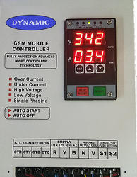 Single Phase GSM Mobile Starter