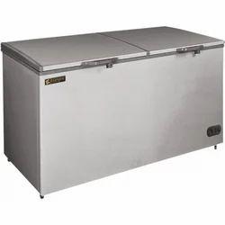 Elanpro Elan Pro Hard Top Double Door Chest Freezer, Capacity: 400 L