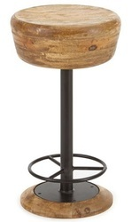 Industrial Bar And Counter Stool, Industrial Bar Furniture