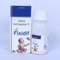 10 gm Cefixime Oral Suspension IP