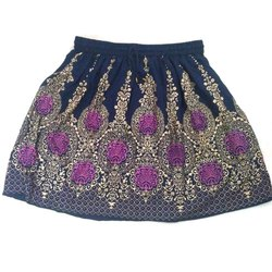 Jaipuri Mini Skirt