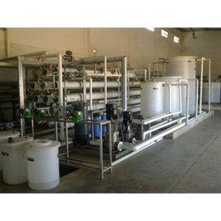 Desalination Water Treatment Plant