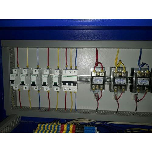 Three Phase Mild Steel Control Panel Board