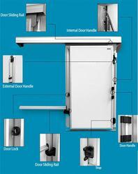 Industrial Sliding Door Fitting Assembly