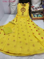Party Wear Heavy Kurti