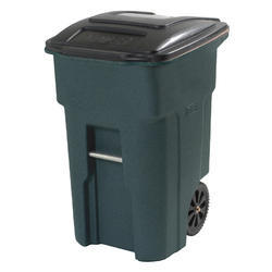 Wheeled Garbage Can
